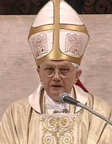 Publication des documents secrets: Le Pape,